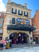 Ratatouille The Adventure WDW