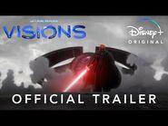 Star Wars- Visions - English Dub Trailer - Disney+-2