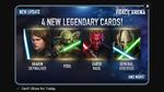 Star Wars Force Arena Prequel Update