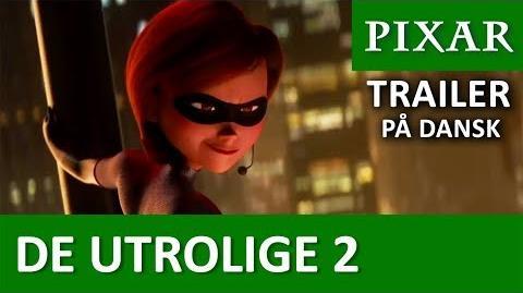 Trailer på dansk DE UTROLIGE 2