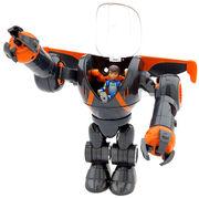 Transforming Exo-Flex toy 3