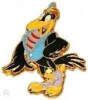Dandy Crow pin3