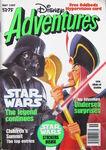 Disney Adventures Magazine australian cover May 1997 Star Wars