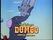 Dumbo Special Edition Trailer