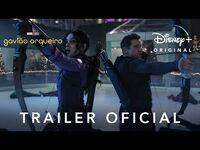 Gavião Arqueiro - Marvel Studios - Trailer Oficial Dublado - Disney+