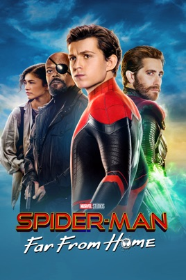 Spider-Man: Far From Home (video)