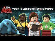 """""""Joh Blastoh"""" - LEGO Star Wars Holiday Special - Disney+"""