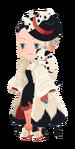 Cruella De Vil Costume Kingdom Hearts χ