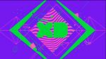 DXD bumper 2015 purple