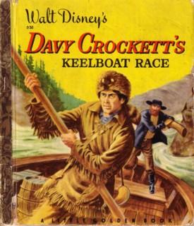 Davy Crockett's Keelboat Race