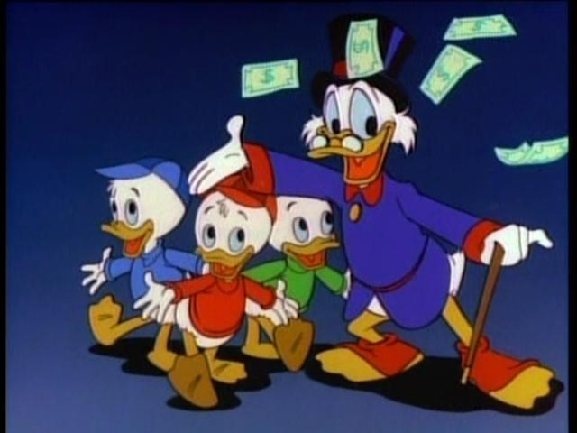 Personaggi di DuckTales