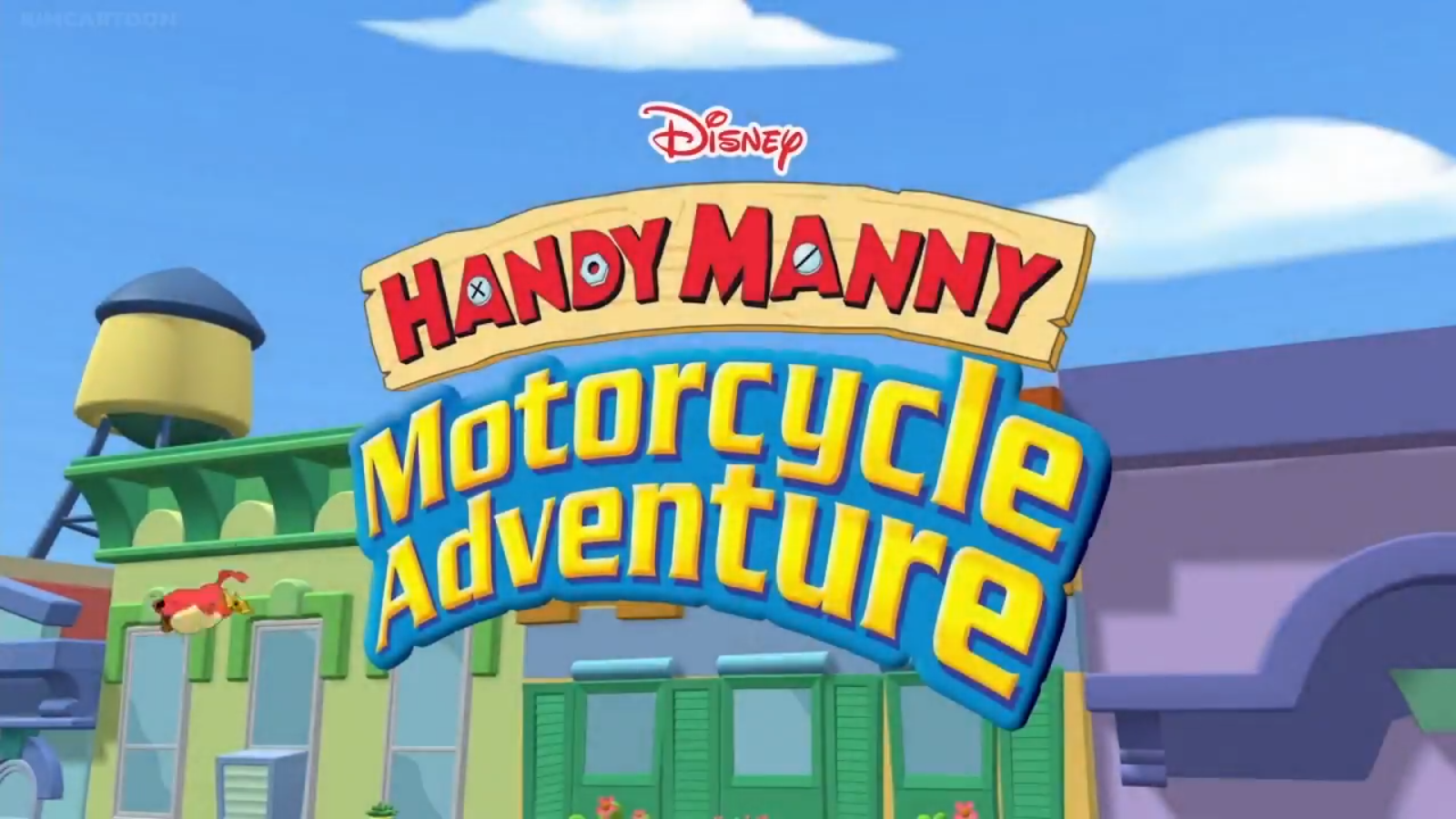 Handy Manny's Motorcycle Adventure
