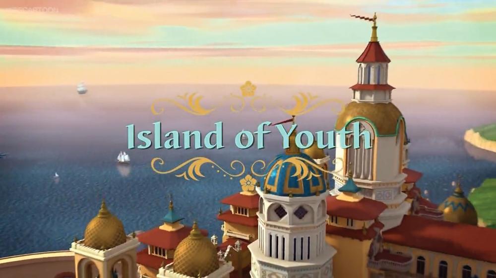A Ilha da Juventude