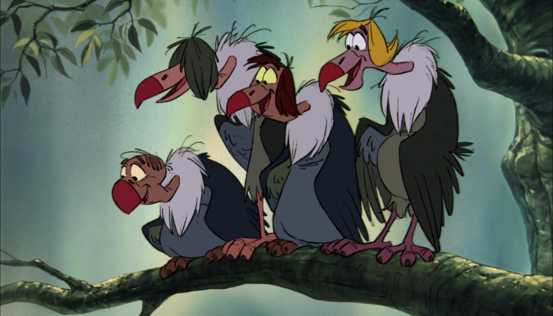 Despeinado, Oxigenado, Ziggy y Dizzy