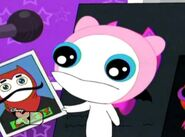 Meap holding picture
