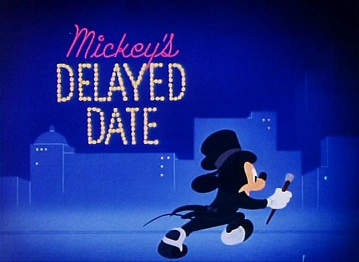 O Atraso do Mickey