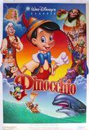 Pinocchio 1992 Re-Release Poster2