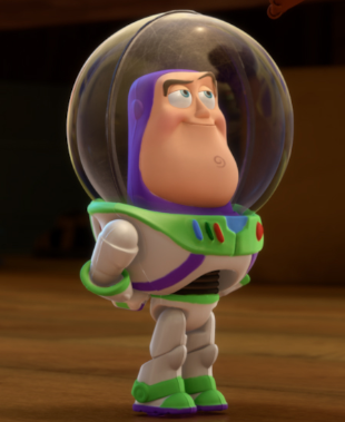 Fun Meal Buzz Lightyear