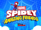 Spidey and His Amazing Friends theme song