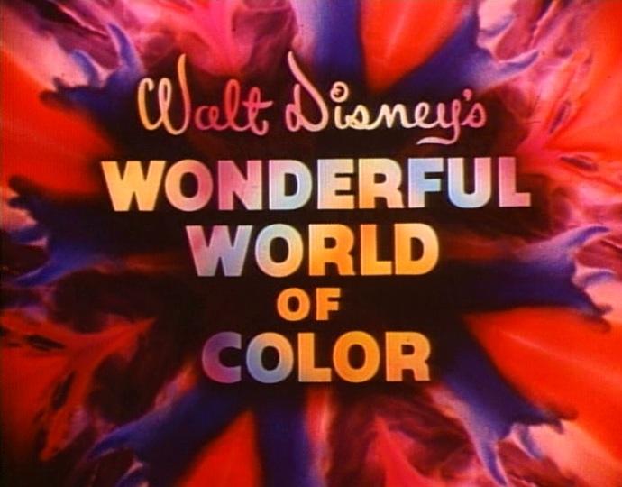 Walt Disney's Wonderful World of Color Theme Song