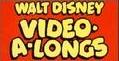 Walt Disney Video-A-Longs