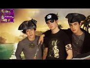 Yo Ho, A Pirate's Life For Me - Jonas Brothers -