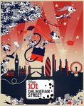 101 Dalmatian Street Poster