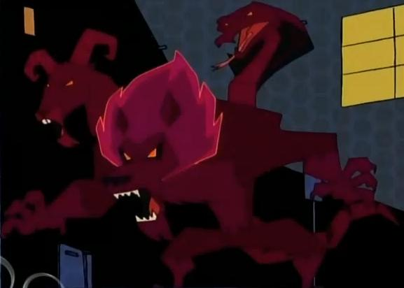 Chimera (American Dragon: Jake Long)