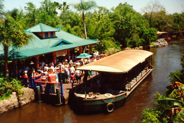 Discovery River Boats