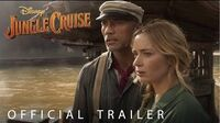 Disney's Jungle Cruise Official Trailer