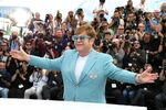 Elton John 72nd Cannes Fest