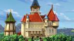 Enchancia Castle in Curse of Princess Ivy 1