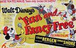 F&ff uk poster