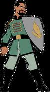 Lieutenant-mattias