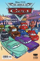 Radiator Springs Issue 1A