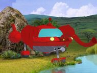 Rocket Elephant form