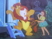 The Cowardly Lion of Oz3