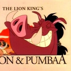 Timon e Pumbaa (serie animata)