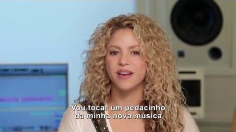 Zootopia - 17 de março nos cinemas - Shakira ''Try Everything''
