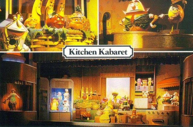 Kitchen Kabaret