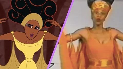 Hercules Zero to Hero Oh My Disney Side by Side