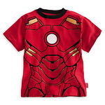 Iron Man Tee for Boys - Deluxe Storytelling