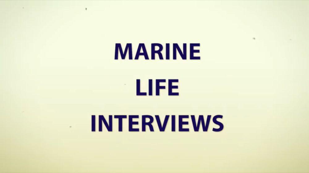 Entrevistas da Vida Marinha