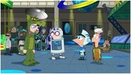 Pnf, Albert, and Irving at convention