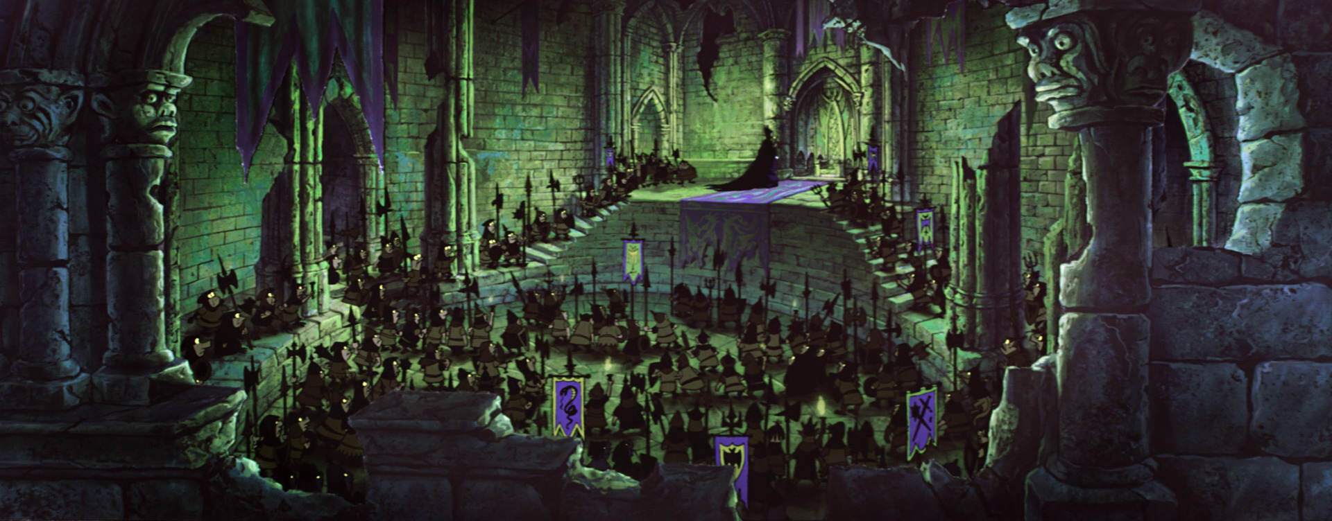 Maleficent's Goons/Gallery