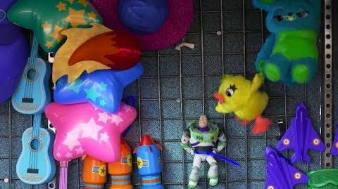 История игрушек 4 - специальный видеоролик