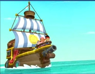 Bucky (Jake and the Never Land Pirates)