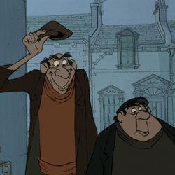 Horacio y Gaspar