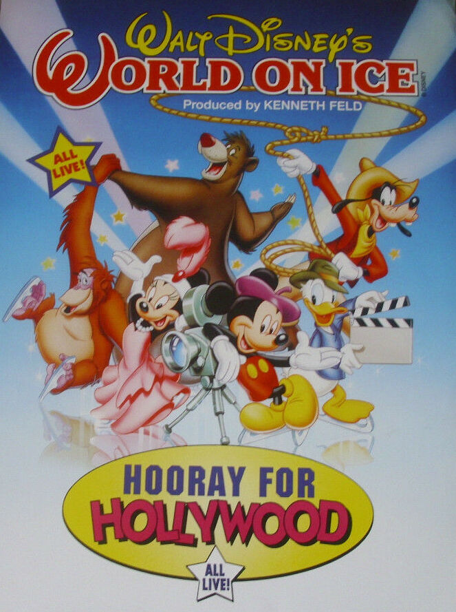 Walt Disney's World on Ice: Double Feature... Live!