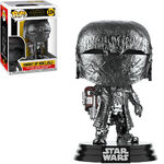 Knight of Ren arm cannon hematite chrome POP